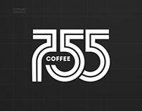 Логотип московской кофейни