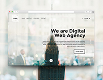 R Studio Web Template