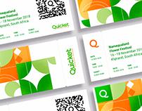 Quicket Branding