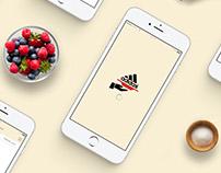 UI/UX User Experience Design - Adidas GO