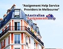 Melbourne Assignment Writing Service