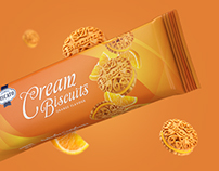 Biscato Cream Biscuits