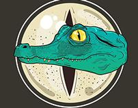 Smirky Croc