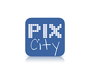 PIXCity app