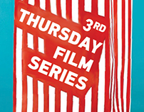 3rd Thursday Film Series
