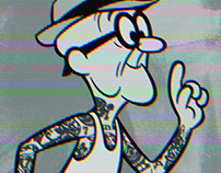 """Like a old TV-Cartoon """"UNCLE JERRY"""""""