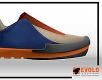 Evolo Recreational - Trail Shoe