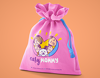 easy Mommy - Brand Identity