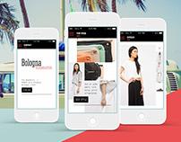 Yoox App // 2014