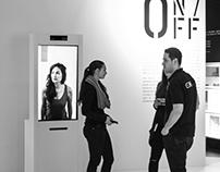 10HOCH7 – Public interactive installation