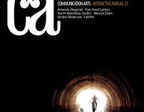 """Communication Arts Magazine"" redesign"
