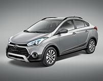 Hyundai HB20 Xs