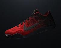 Nike Kobe XI Campaign