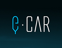 E-CAR taxi volant