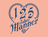 Manner - 125 Anniversary