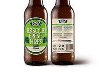 Boga - Basque Fresh Hops