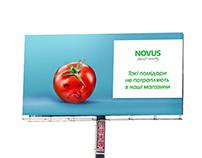Advertising Campaign - NOVUS