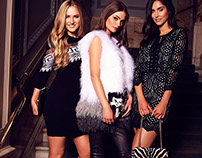 Karl Lagerfeld, Versace, Just Cavalli, Moschino, Kenzo