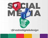 Marketing Digital - Peças para redes sociais.