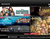 Highlights TV AXTEL