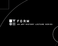 Form: An Art History Lecture Series