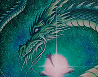 Dragon and the Mythical Creatures