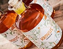 Krokus – Saffron Dry Gin