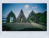 Instax Diaries: Bali - Chapter One