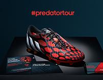 Adidas #predatortour