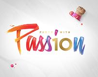MIAD: Creative Fusion Event Identity