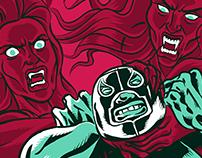 Santo VS Las Mujeres Vampiro