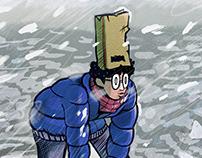 Ice Hole 2019 Illustration