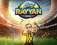 Rayyan Football Star