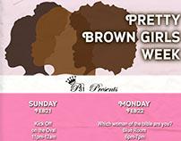 Pretty Brown Girls Week