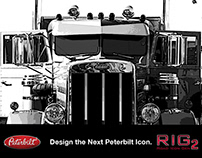 Peterbilt Road Icon Gen 2 Design Challenge
