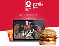 Quick | Web Application