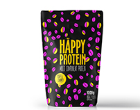 HÄPPY Protein: Brand Creation & Branding