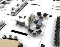 Concept Layouts for Goodwill   SF