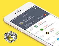 Tinkoff Bank for iPhone (Тинькофф Банк)