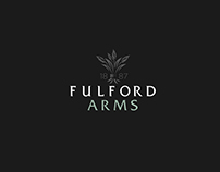 The Fulford Arms - Corporate Identity Design