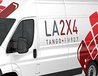 La 2x4 FM Tango