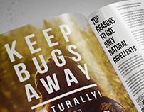 DA Aromatherapy Collection Hudson Valley Style Magazine