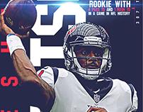 NFL/NBA Stat Graphics