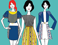 Arrecife-se | Fashion Design