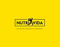 Nutrivida - Logomarca