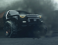 JAGUAR LAND ROVER - ALIEN PROJECT