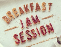 Breakfast jam session