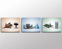 VISA - Origami Campaign