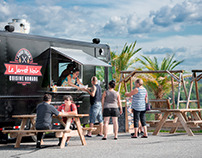FOOD TRUCK LE JARRET NOIR