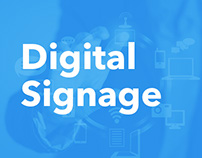 Digital Signage Presentation Design